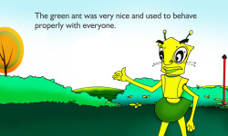 Kids Story Two Ants screenshot 4/4