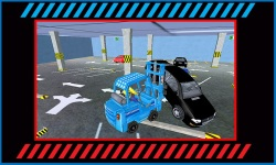 Car Parking Fork lifter Sim 17 screenshot 3/5
