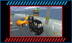 Car Parking Fork lifter Sim 17 screenshot 5/5
