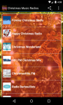 Christmas Music Radios screenshot 1/4