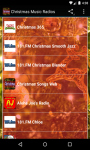 Christmas Music Radios screenshot 2/4