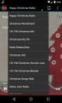 Christmas Music Radios screenshot 4/4