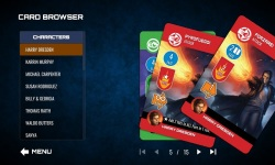 The Dresden Files Cooperative Card Game MOD screenshot 1/5