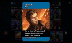 The Dresden Files Cooperative Card Game MOD screenshot 2/5