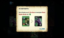 The Dresden Files Cooperative Card Game MOD screenshot 4/5