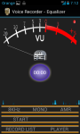 Voice Recorder with Equalizer screenshot 1/4
