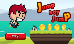 Jump Boy Jump screenshot 1/4