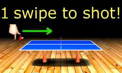 Simple Table Tennis: 2D gameplay screenshot 2/3