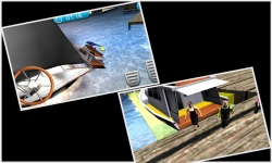 Cruise Ship 3d Simulator Drive screenshot 5/5