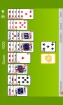 Golf Solitaire by Fupa screenshot 2/3