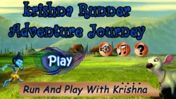 Krishna Runner screenshot 1/4