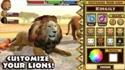 Ultimate Lion Simulator original screenshot 2/6