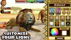 Ultimate Lion Simulator original screenshot 5/6