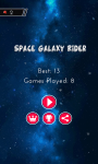 Space Galaxy Rider screenshot 1/4