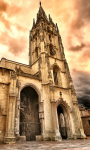 Oviedo Cathedral Live Wallpaper screenshot 1/4