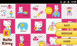 Hello Kitty Slider Puzzle HD screenshot 1/5