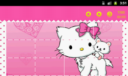 Hello Kitty Slider Puzzle HD screenshot 4/5