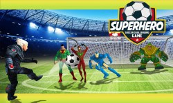 Superhero Soccer Challenging Game screenshot 4/5