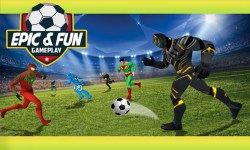 Superhero Soccer Challenging Game screenshot 5/5