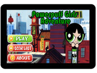 Powerpuff Girls Adventure screenshot 1/3