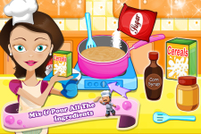 Candy Cake Maker Mania screenshot 2/5