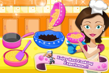 Candy Cake Maker Mania screenshot 3/5