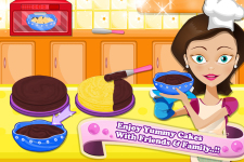 Candy Cake Maker Mania screenshot 4/5