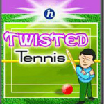 Twisted Tennis screenshot 1/2