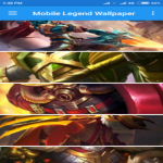 Mobile Legend  Wallpaper HD screenshot 2/6