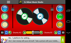 DJ Mixer Music Studio screenshot 2/3