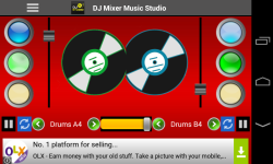 DJ Mixer Music Studio screenshot 3/3