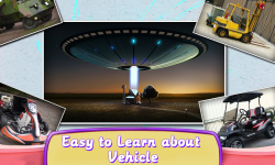 Educational Game Real Vehicles screenshot 4/5