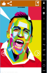 Alexis Sanchez Art Wallpaper HD screenshot 1/4