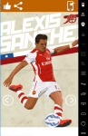 Alexis Sanchez Art Wallpaper HD screenshot 2/4