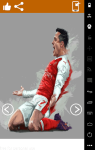 Alexis Sanchez Art Wallpaper HD screenshot 3/4