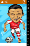 Alexis Sanchez Art Wallpaper HD screenshot 4/4