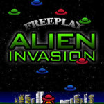 FreePlay Alien Invasion Lite screenshot 1/2