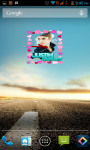 Justin Bieber Clock Widget New screenshot 4/4