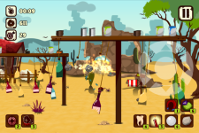 Slingshot range: Golden target screenshot 4/6