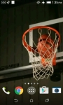 Basketball Video Live Wallpaper screenshot 2/4