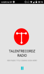 TalentReccordZ Radio screenshot 1/2