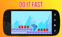 Ice Girl Run Dash screenshot 2/3