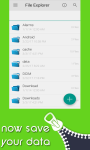 Easy File Manager : WinZip-rar screenshot 2/6