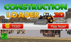 Construction Loader 3D screenshot 1/5