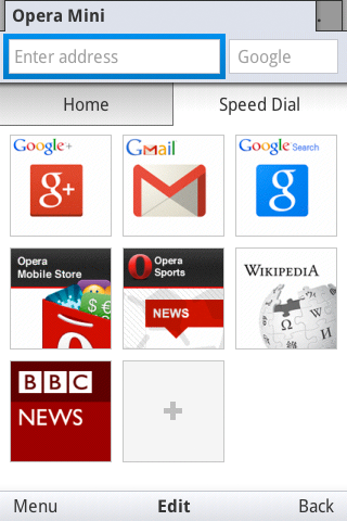Download Opera Mini for FREE on GetJar