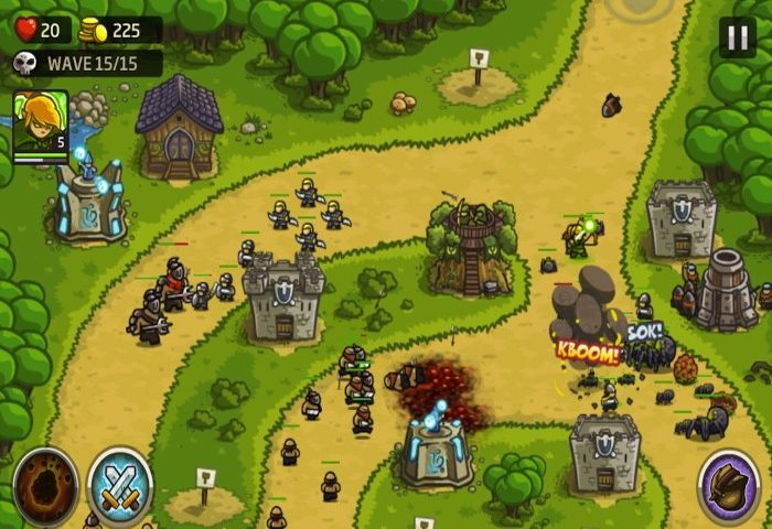 Free Kingdom Rush 2 - Frontiers APK Download For Android